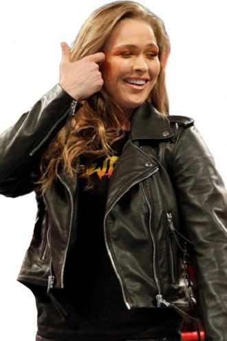 Ronda Rousey Leather Jacket