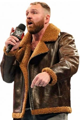 Jonathan David Good Shearling Jacket
