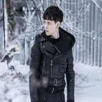 Claire Foy The Girl in the Spider's Web Jacket