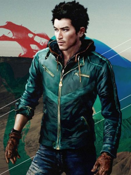 Video Game Far Cry 4 Ajay Ghale Jacket