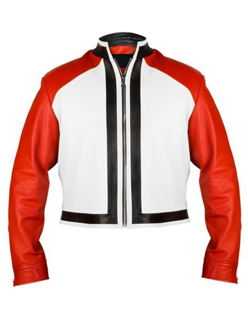 Rock Howard King Of Fighters Jacket Getmyleather Com Although he knew of his rock's scenario in this game explores his personal take on the character's actions in the yet to be. getmyleather