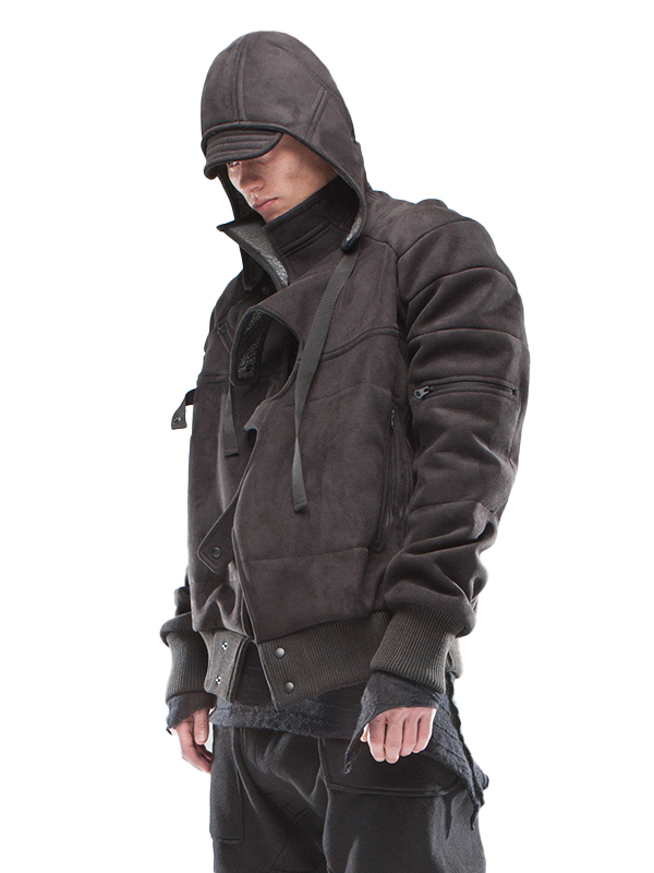 Assassins Creed Removable Hoodie Jacket