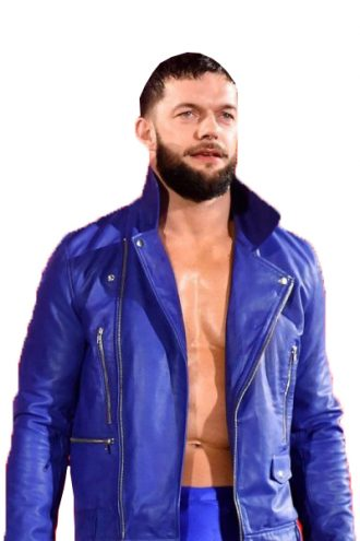 WWE Finn Balor Leather Jacket