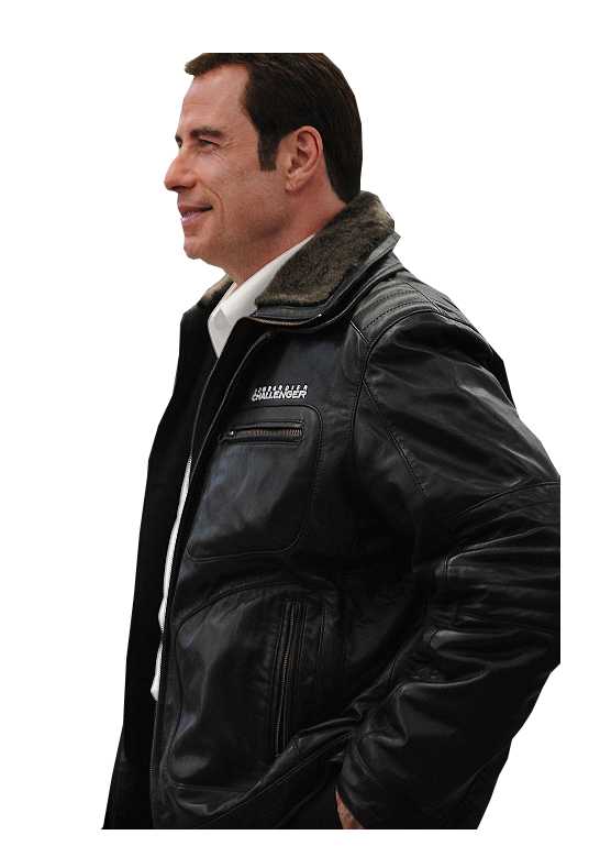 Airport Burbank John Travolta Jacket