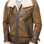 Men's Shearling Jacket B3