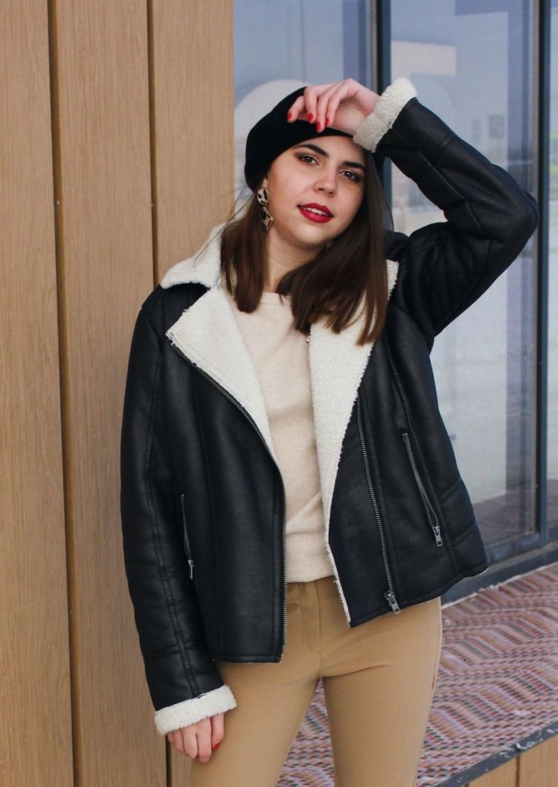 Ice Cube Shearling