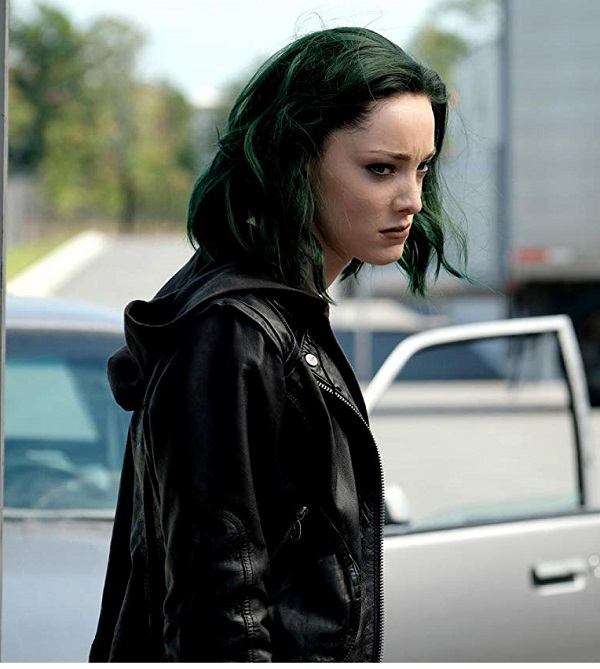 TV Series The Gifted Jacket