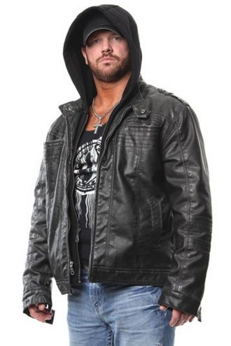 Allen Neal Jones Hoodie wwe Jacket