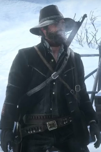 Red Dead Redemption 2 jacket