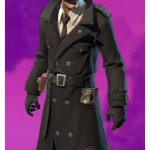 Video Game Fortnite coat only at getmyleather