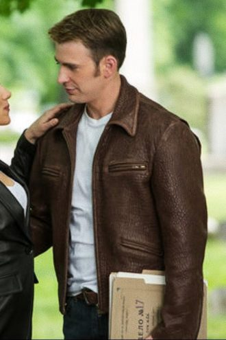 Captain America The Winter Soldier Steve Rogers Jacket