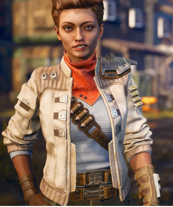 Famous Video Game The Outer Worlds Jacket