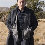 Succession Kieran Culkin Wool Coat