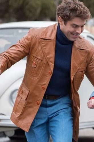 Extremely Wicked, Shockingly Evil and Vile Zac Efron Jacket