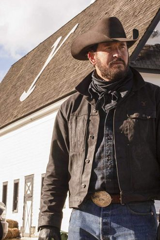 Cole Hauser Yellowstone jacket