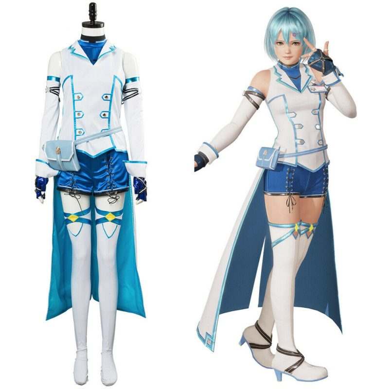 Dead or Alive 6 Cosplay Costume