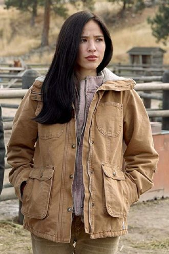 Kelsey Asbille Yellowstone Jacket