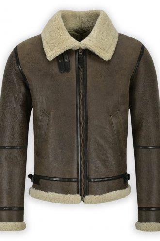 Real Shearling Sheepskin Jacket