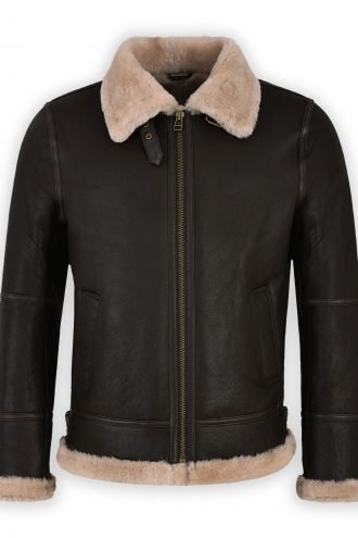 B3 Brown jacket
