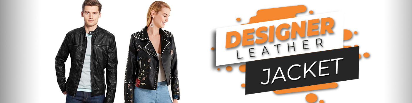 Designer Leather Jacket