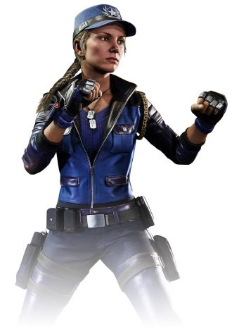 Mortal Kombat 11 Sonya Blade Leather Jacket